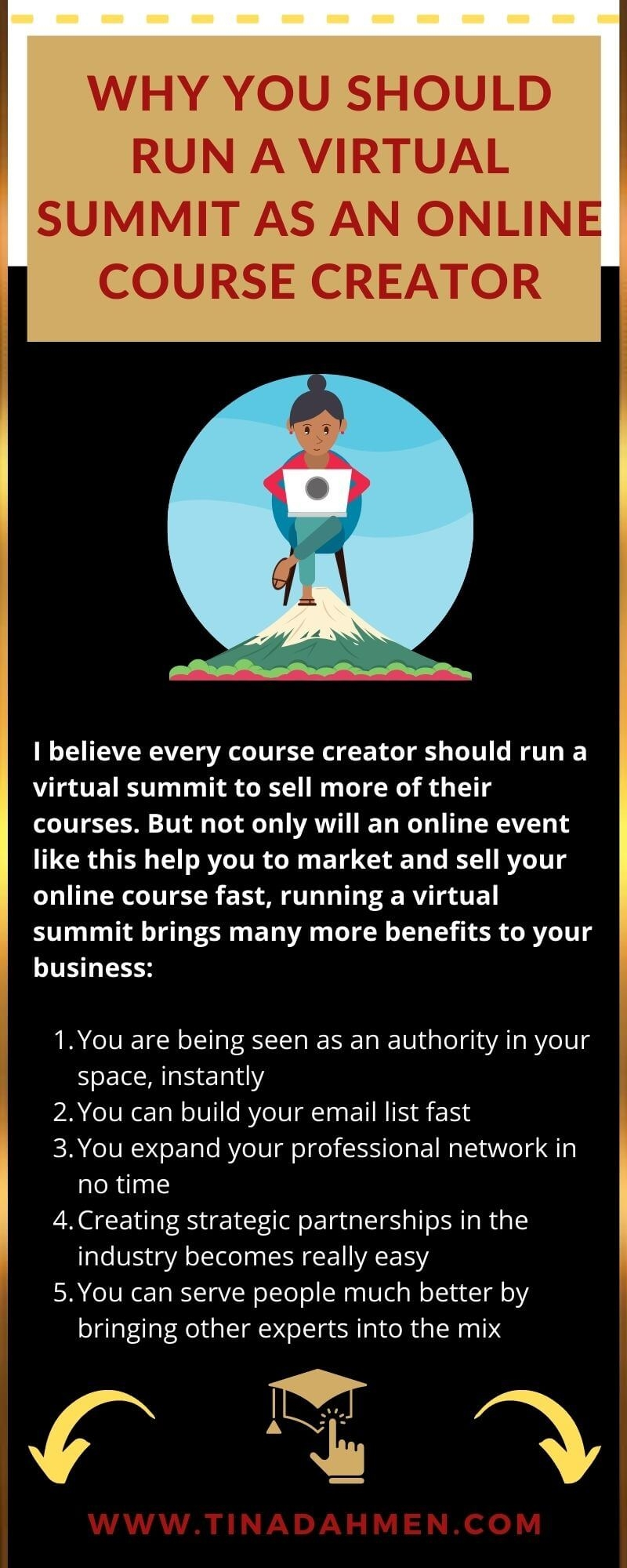 Why You Should Run a Virtual Summit As An Online Course Creator