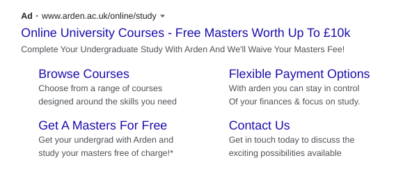 How Course Providers Can Maximize PPC ROI With Ad Extensions