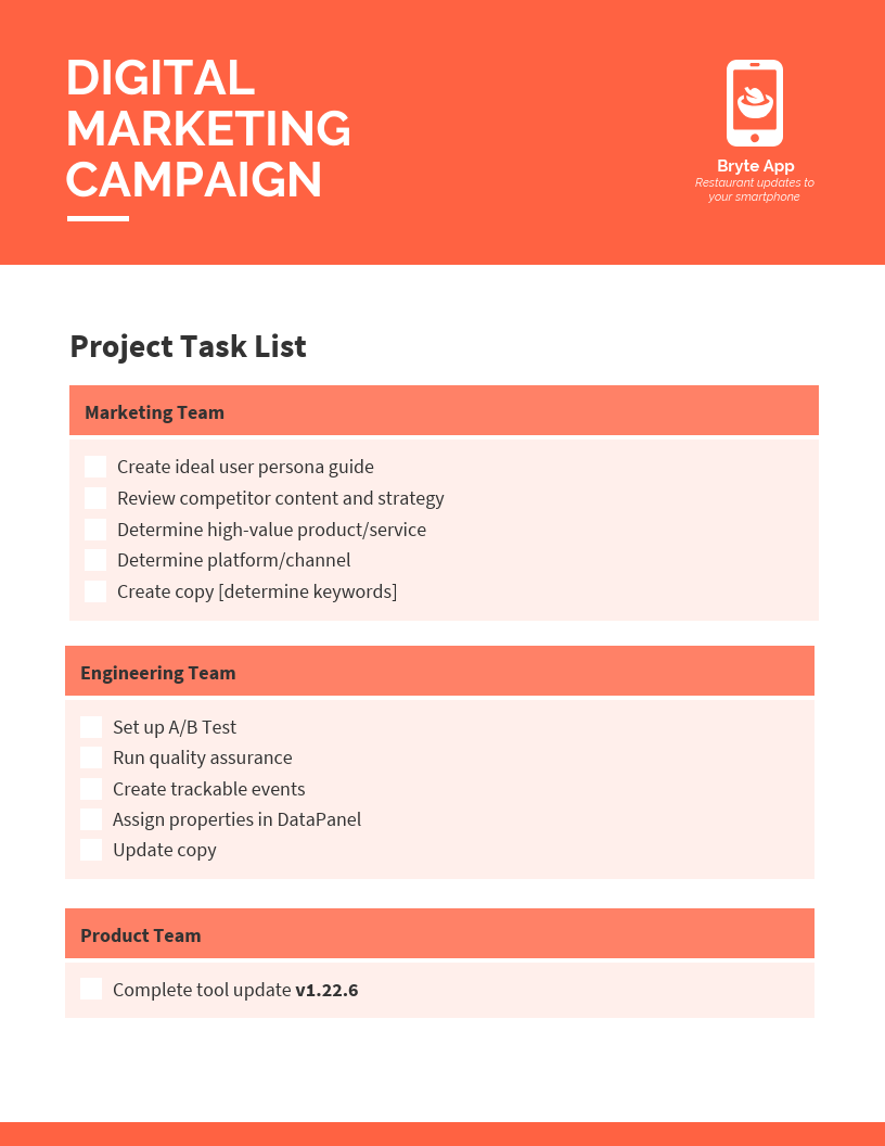 The Secrets of Creating a Product Launch Plan