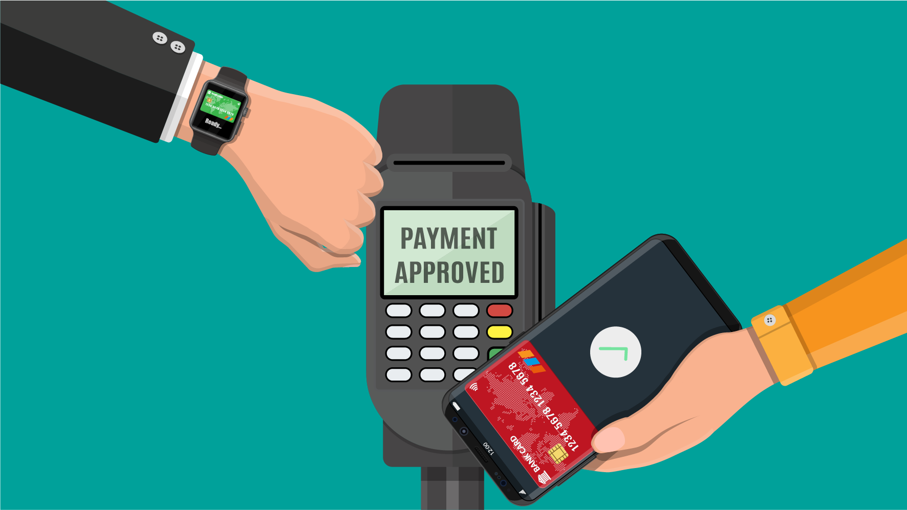 Stats Prove the Advantages of Accepting Mobile Payments