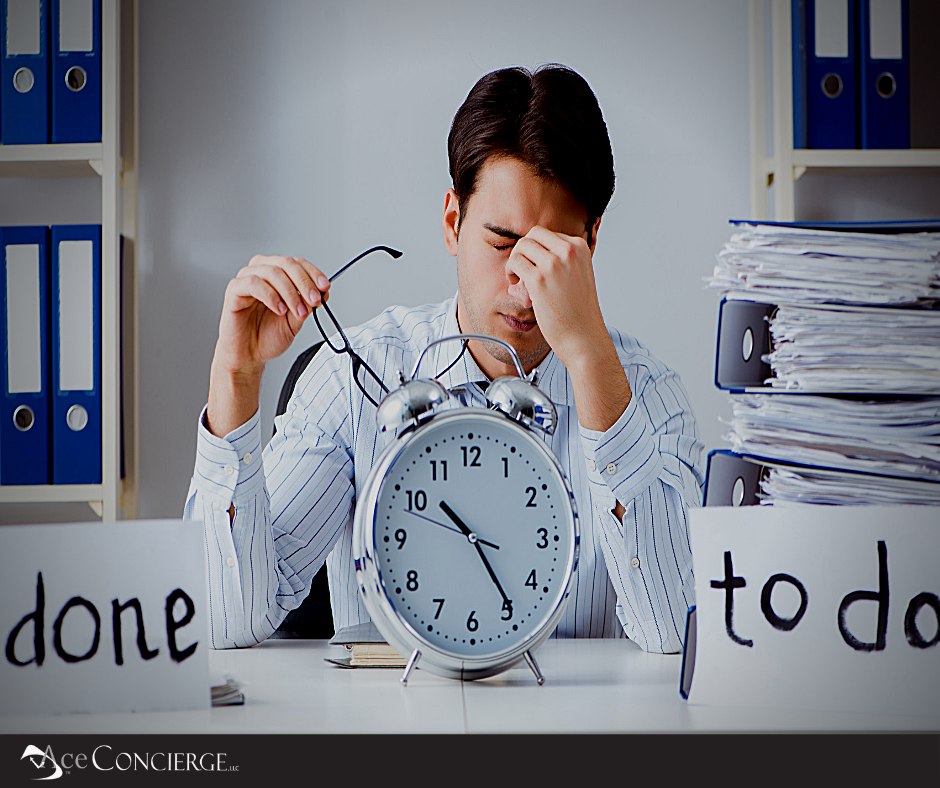 Stop the Task of Being Busy