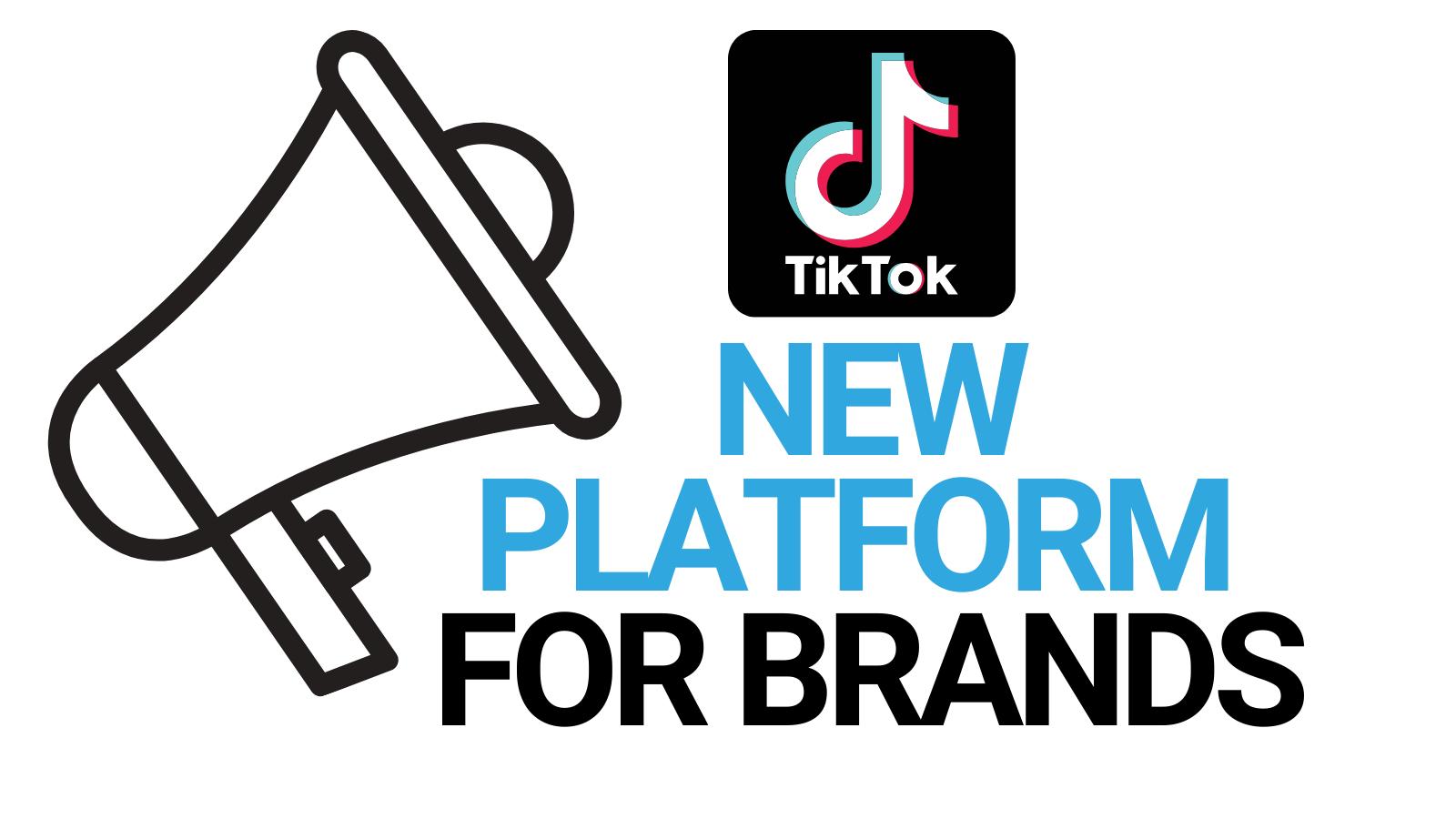TikTok Launches New Platform For Brands