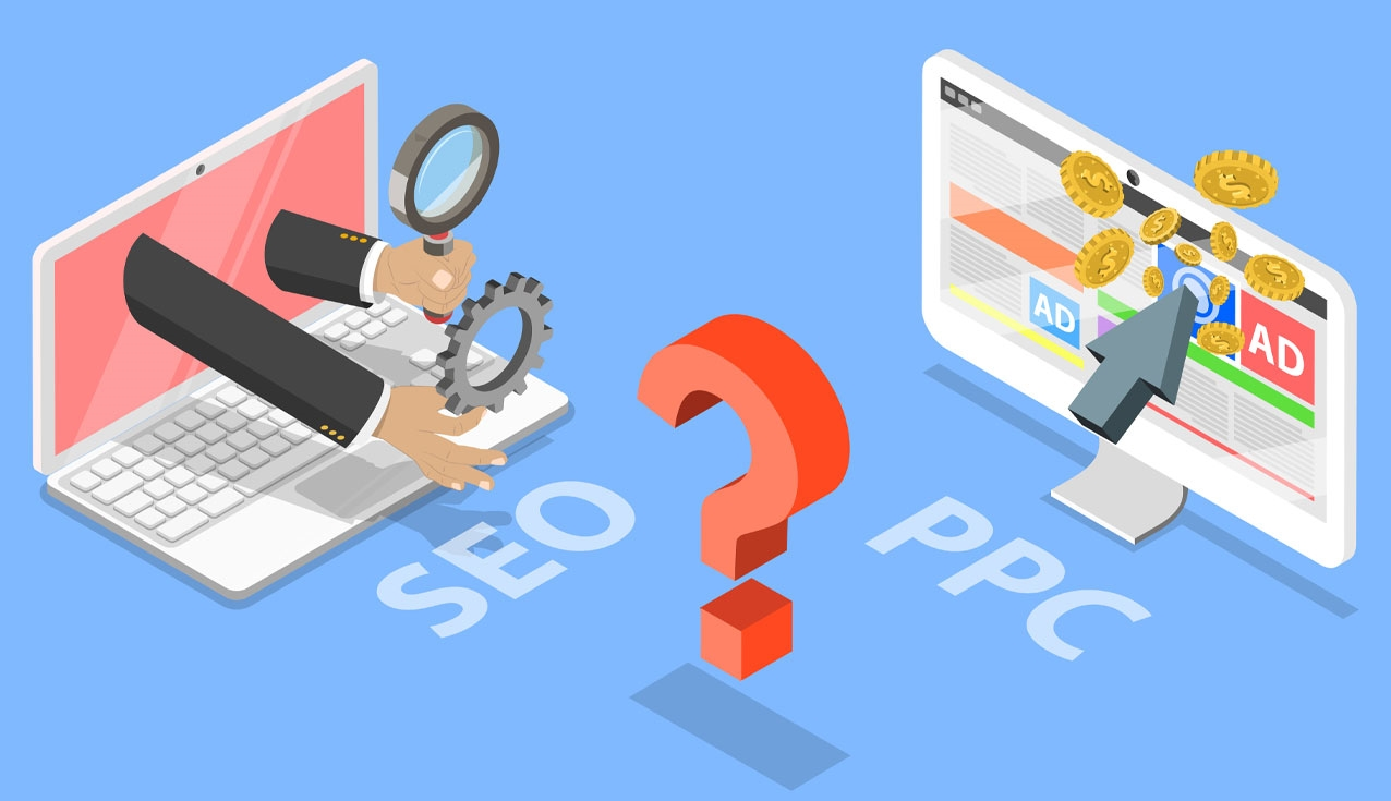 Using PPC  and  SEO Together to Generate Leads