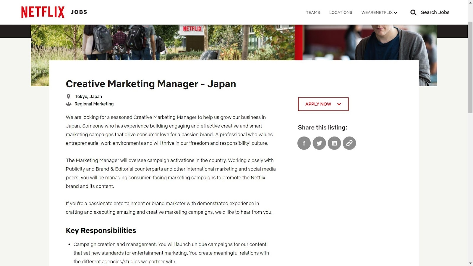 Improve Your Recruitment System by Taking Inspiration From These 6 Amazing Career Pages