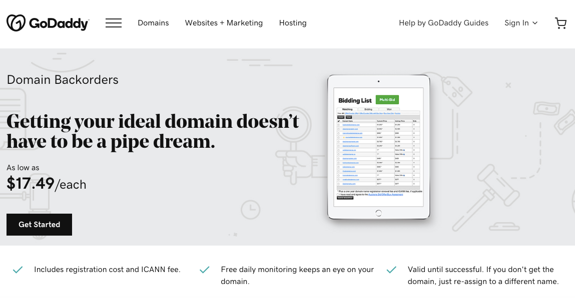 How to Buy a Taken Domain
