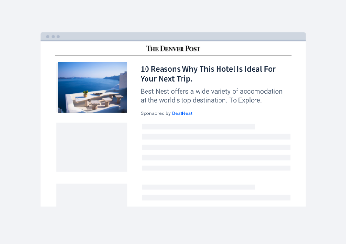 Native Advertising Explained—With Examples!