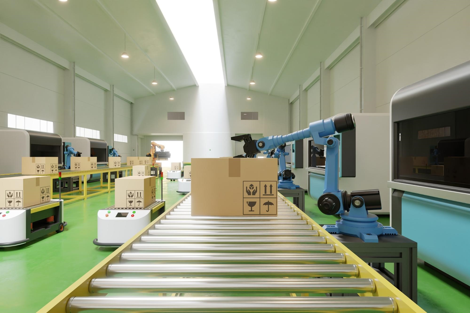 What Will Smart Warehouses Mean for Retailers?