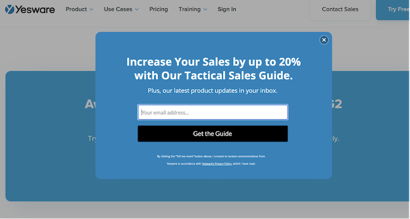 How to Create Conversion-Boosting Pop-Ups (That Aren't Annoying)