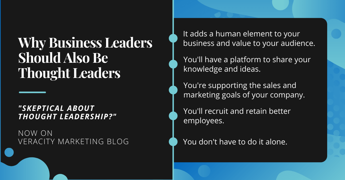Skeptical About Thought Leadership?