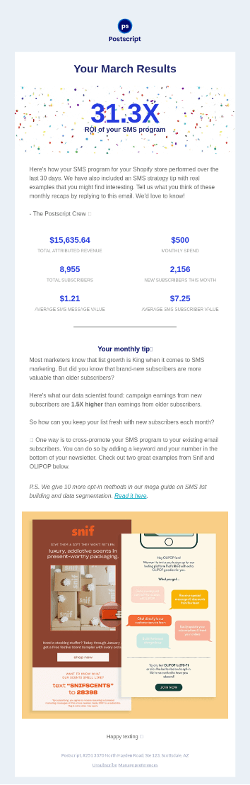 7 Email Copywriting Tips We Swear By (With Examples!)
