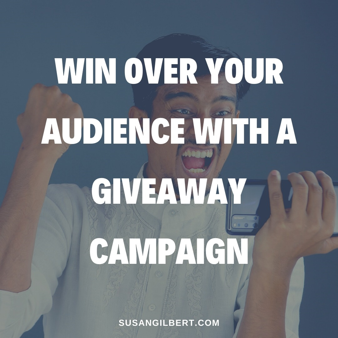 Win Over Your Audience with a Giveaway Campaign