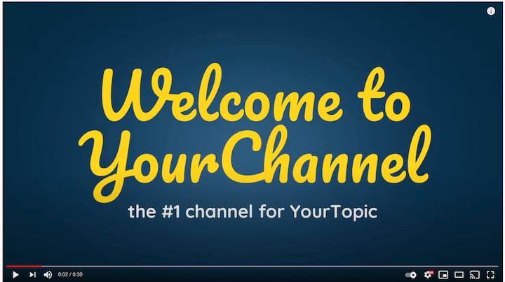 12 Tips to Create a Compelling YouTube Channel Trailer (+Examples)