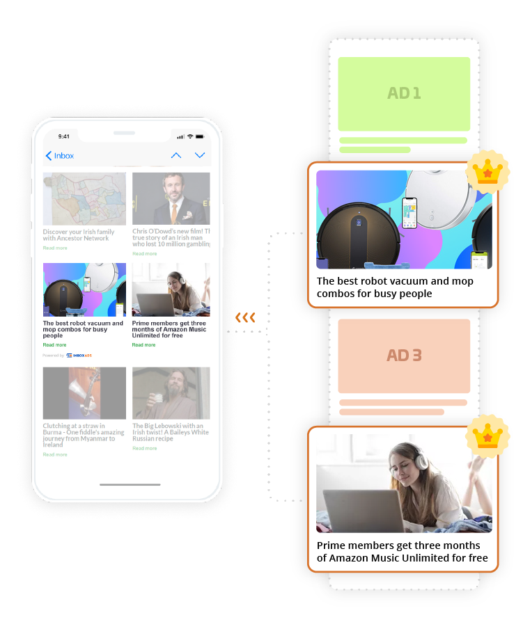 The Best Guide to Email Monetization with Programmatic Native Ads
