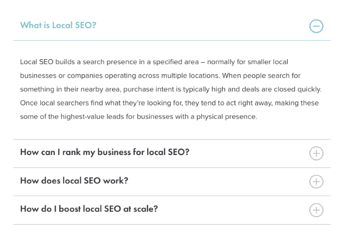 How to Increase the Visibility of Your Service Pages