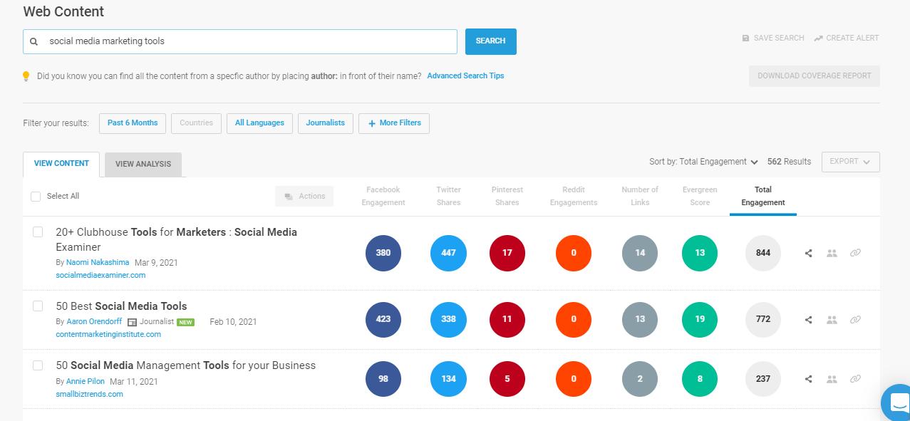 10 Smart Tools for Social Media Marketing in 2021
