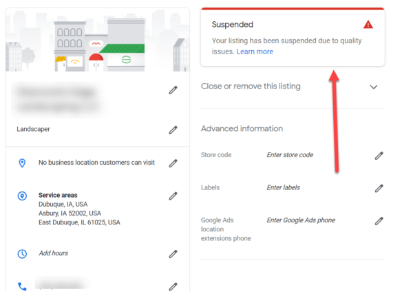 A Small Business Guide to Resolving a Google My Business Suspension