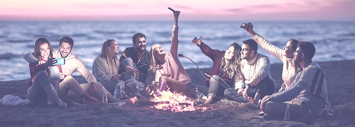 How You Can Leverage Social Media to Turn Campfire Conversations Into Loyal Customers