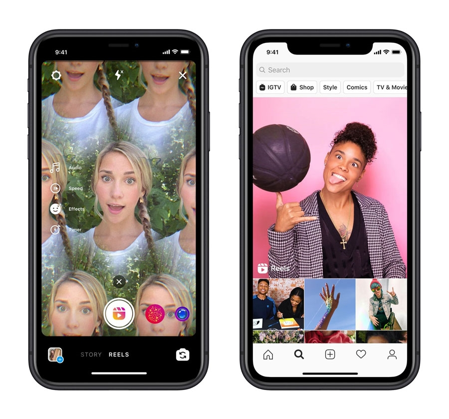 TikTok vs. Instagram Reels: What's the Difference?