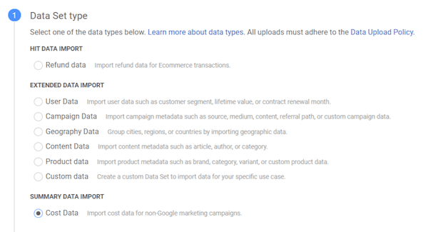 Why and How to Import Cost Data to Google Analytics (+Template)