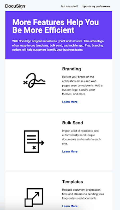 The 7 Rules of B2B Email Marketing (Plus 4 Examples We Love)