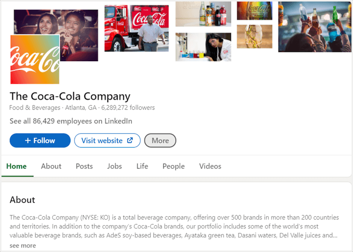 10 LinkedIn Company Page Features You Need to Be Using Yesterday