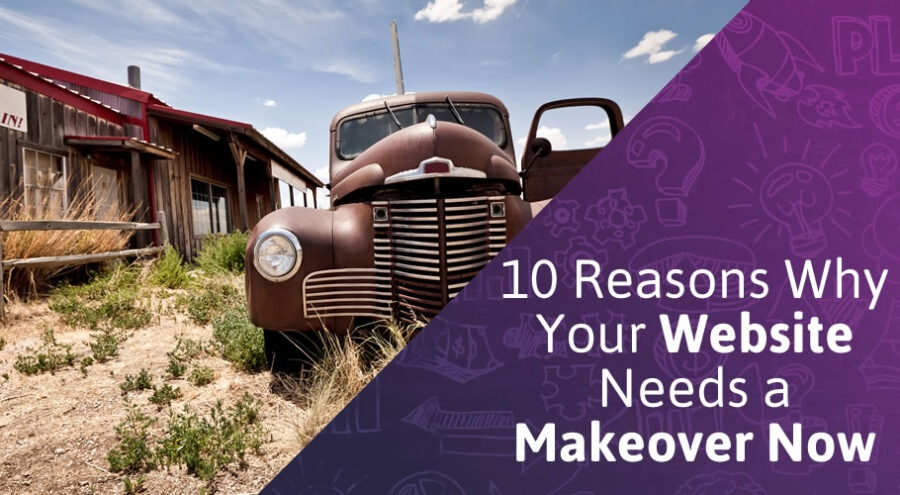 10 Important Reasons to Update Your Business Website