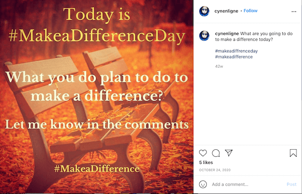 157 Authentic Fall Hashtags to Harvest More Customers (+Tips!)