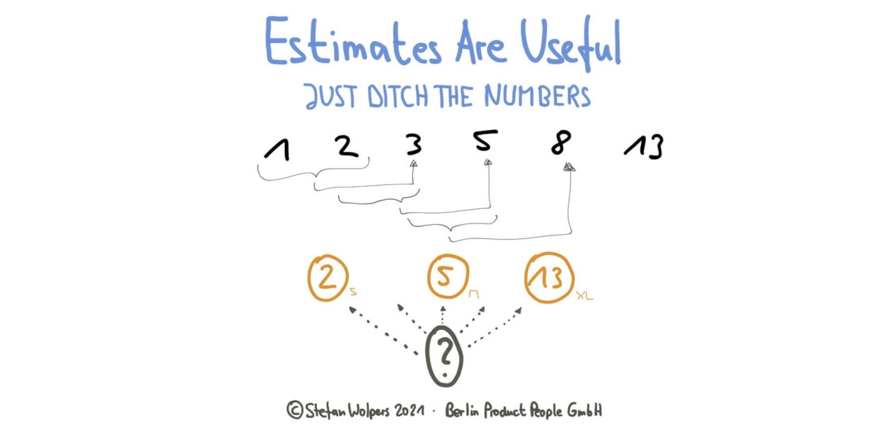 Estimates Are Useful, Just Ditch the Numbers