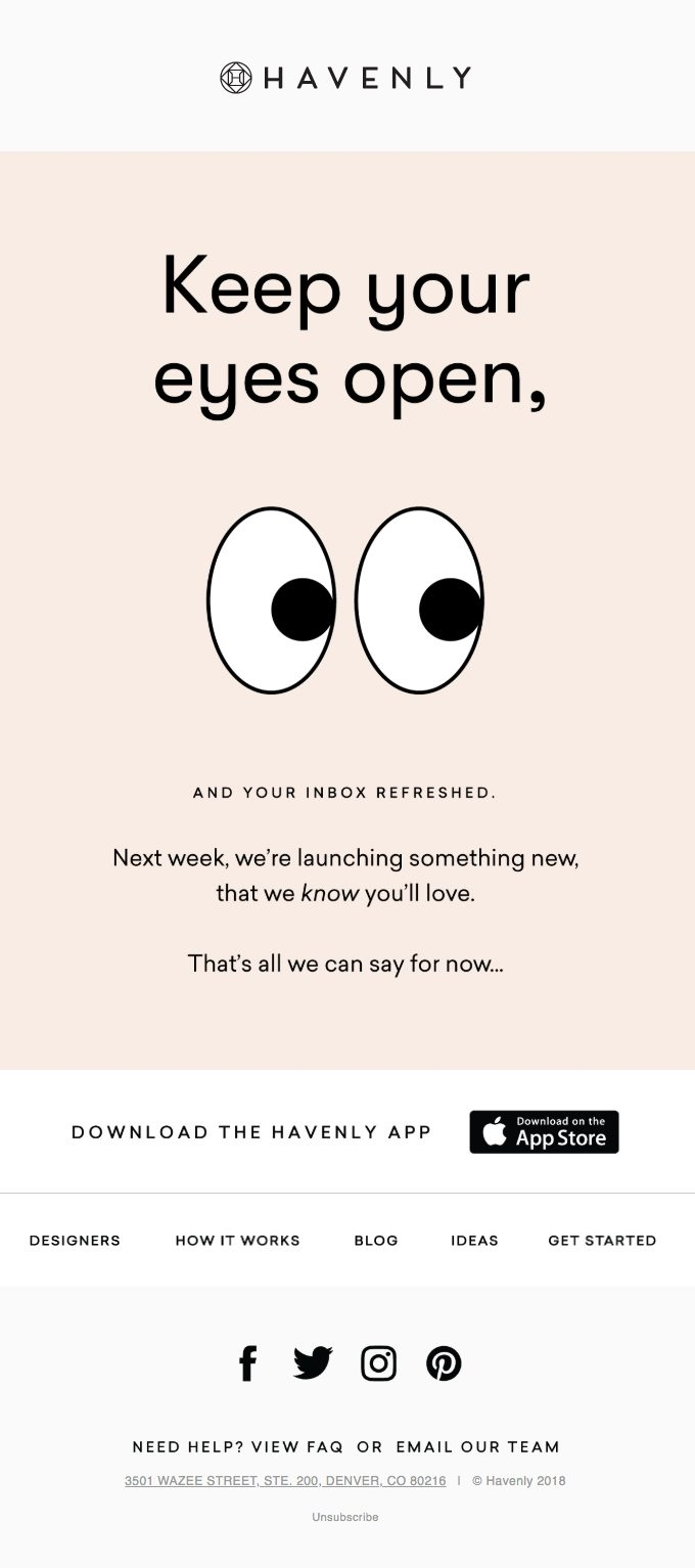10 Product Announcement Email Examples (and What You Can Learn from Them)